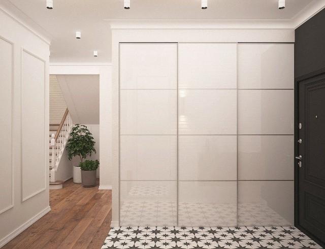 Sprawdź w naszej galerii 10 pomysłów na aranżację małego korytarza>>>