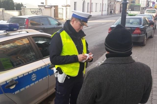 Policjanci pouczali albo wypisywali mandaty