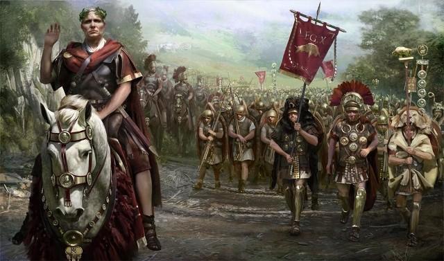 Total War: Rome II. Caesar in Gaul Total War: Rome II. Caesar in Gaul