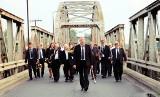 Stary most w Cigacicach na godzinę zamienił się w... plan filmowy [ZDJĘCIA, WIDEO]