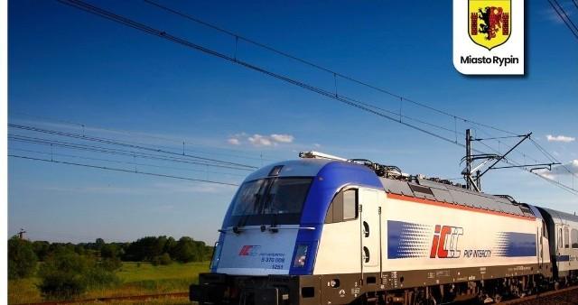 """Pociąg """"Flisak"""" według nowego rozkładu będzie przejeżdżał i co ważne, zatrzymywał się na stacji w Sierpcu, Rypinie, Płocku i Brodnicy"""