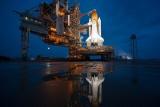Start rakiety SpaceX Falcon 9. USA: Dragon z astronautami był gotowy do lotu. Z powodu burz start został przełożony