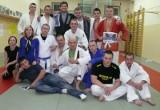 Robert Drysdale poprowadził w Kielcach trening brazylijskiego jiu-jitsu