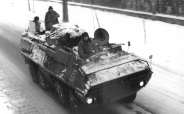 Pierwsze dni stanu wojennego w Gorzowie.