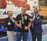Mistrz Polski w trójboju siłowym z ZSP nr 2 w Łowiczu [ZDJĘCIA]
