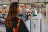 Białostockie roboty pomagają w walce z koronawirusem. Sprawdzą temperaturę, dostarczą leki. Mogą być używane w szpitalach czy sklepach. FOTO