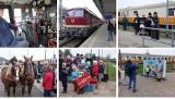 Uczniowie pojechali zabytkowym pociągiem do Niemiec, a tam impreza w Tantow [ZDJĘCIA, WIDEO]