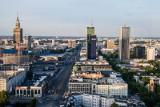 Warszawa: Poważna awaria wodociągowa, zalane Aleje Jerozolimskie. Utrudnienia w ruchu