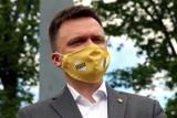 Spór o nazwę partii Polska 2050 Szymona Hołowni może na wiele miesięcy utknąć w sądzie