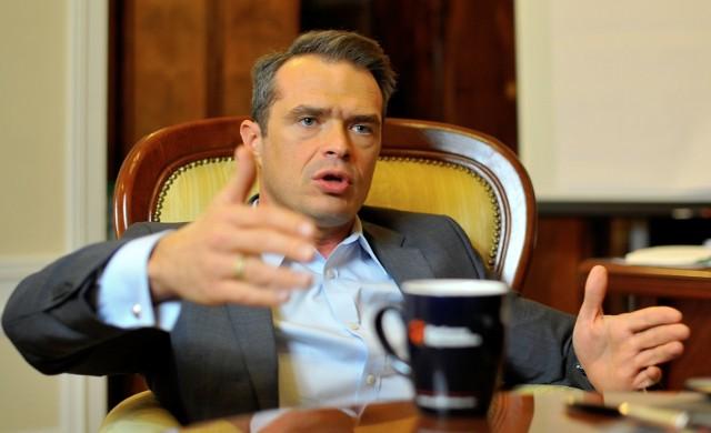 Sławomir Nowak agencją Ukrawtodor, która rozpisała wygrany przez łódzką firmę przetarg, kieruje od października 2016 r.