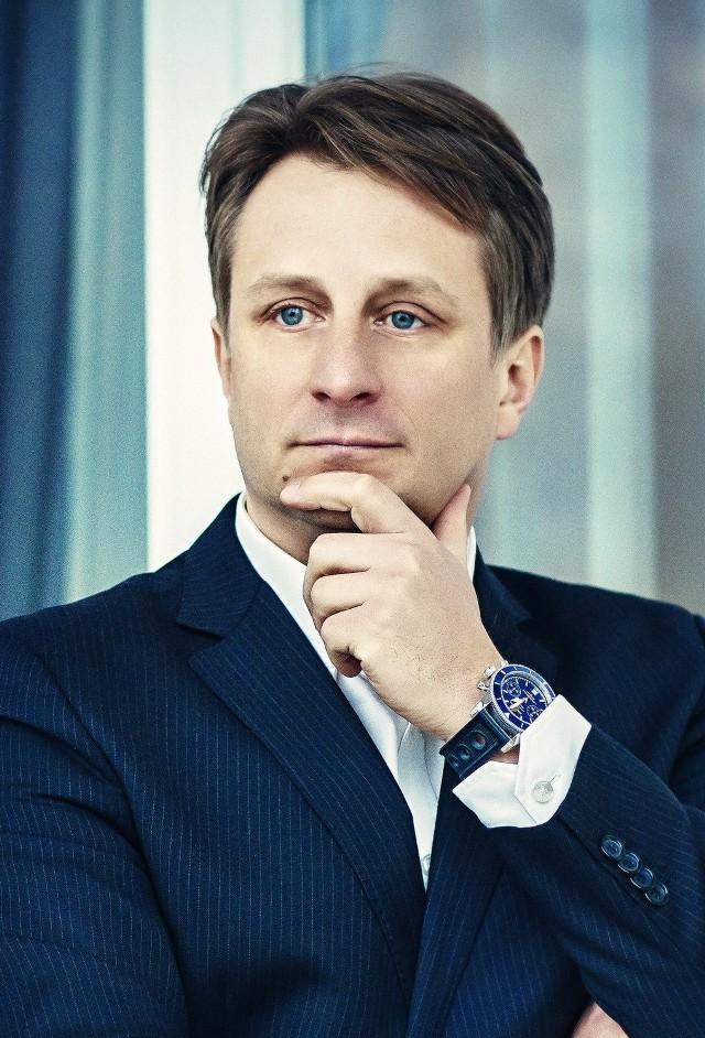 Krzysztof Szubert ekspert BCC ds. cyfryzacji i nowoczesnych technologii minister cyfryzacji w Gospodarczym Gabinecie Cieni BCC