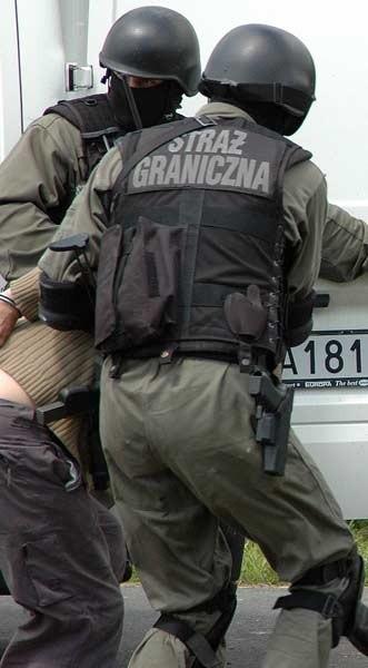 W tym tygodniu strażnicy BOSG ostatecznie rozbili gang przemytników ludzi.
