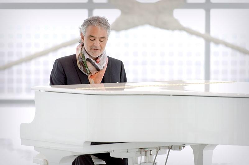 Andrea Bocelli wystąpi w Ergo Arenie 23 stycznia [BILETY]