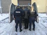 Zabójca z Krośniewic ujęty w Wieliczce. Mężczyznę zatrzymali policjanci z komisariatu w Niepołomicach
