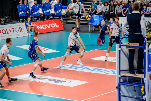 Ślepsk Malow Suwałki wygrał trzy mecze z rzędu