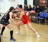 Zwycięstwo koszykarek AZS Umed Widzewa, porażka UKS Basket SMS Aleksandrów Łódzki