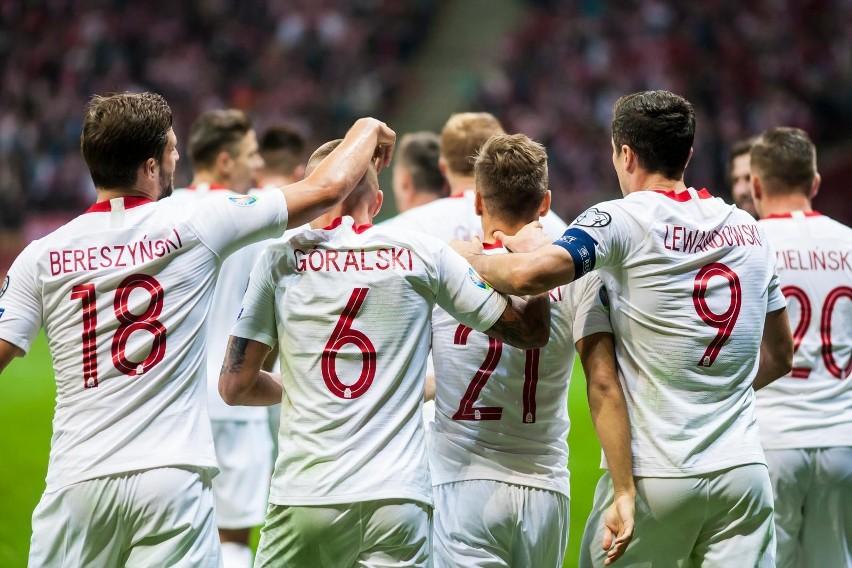 Piłkarska reprezentacja Polski zamiast w Dublinie i Bilbao...
