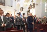 Nabożeństwo w sanktuarium w Skrzyńsku - święto Matki Bożej Siewnej i rocznica Koronacji Obrazu Matki Bożej Staroskrzyńskiej