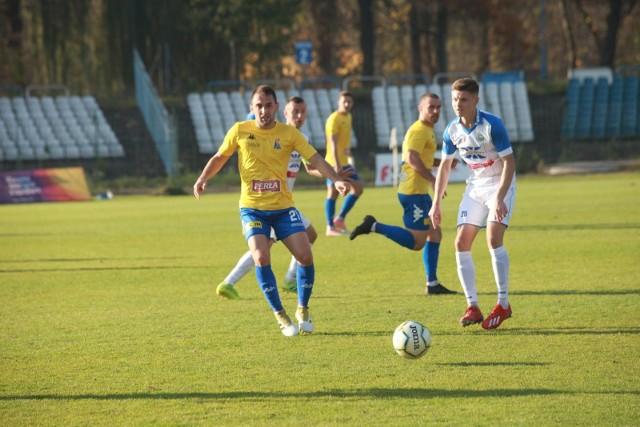 26.10.2019, Hutnik Kraków - Motor Lublin 1:0