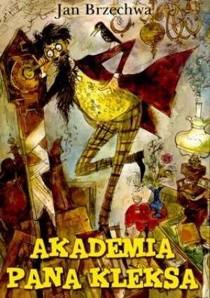 Akademia pana Kleksa z ilustracjami Jana Marcina Szancera