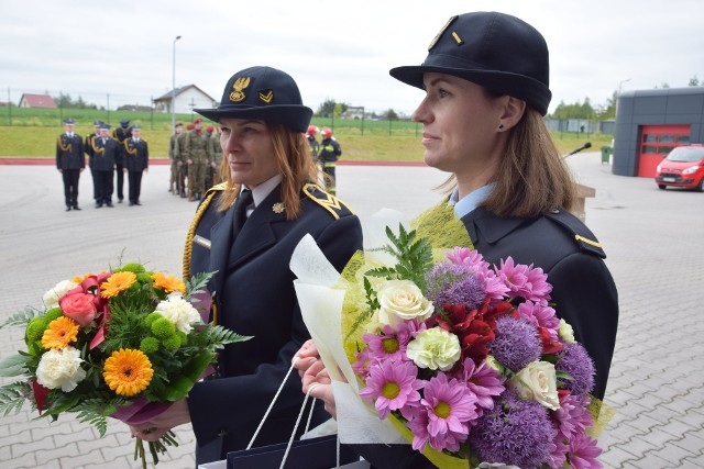 Fotorelacja z wydarzenia w KP PSP Żnin