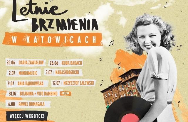 Cykl Letnie Brzmienie zagości w kilku polskich miastach. Jednym z przystanków będą Katowice. Wystąpią gwiazdy rodzimej sceny muzycznej.Zobacz kolejne zdjęcia. Przesuwaj zdjęcia w prawo - naciśnij strzałkę lub przycisk NASTĘPNE