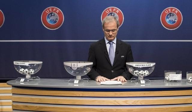 Losowanie fazy grupowej Ligi Mistrzów - czwartek, godz. 18:00