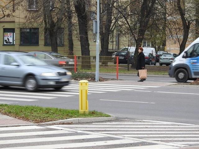 Przejście dla pieszych na ul. Zwierzynieckiej ma zostać zlikwidowane