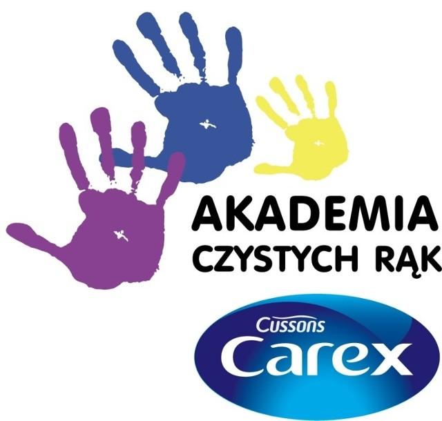 V edycja programu edukacyjnego Akademia Czystych Rąk Carex