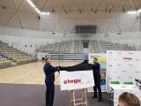 Okrąglak ma nową nazwę. Teraz to Stegu Arena. Hala widowiskowo-sportowa w Opolu zyskała tytularnego sponsora