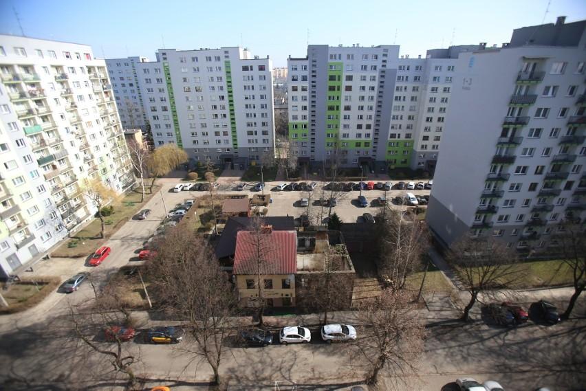 To zobaczymy z wieżowców na Starym Sosnowcu....