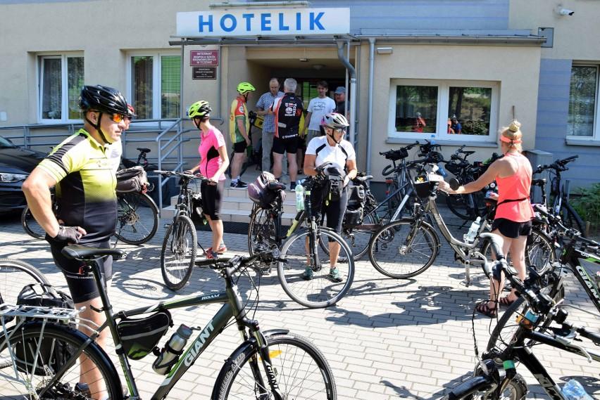 Od 18 do 20 czerwca turyści z Kruszwickiej Grupy Rowerowej...