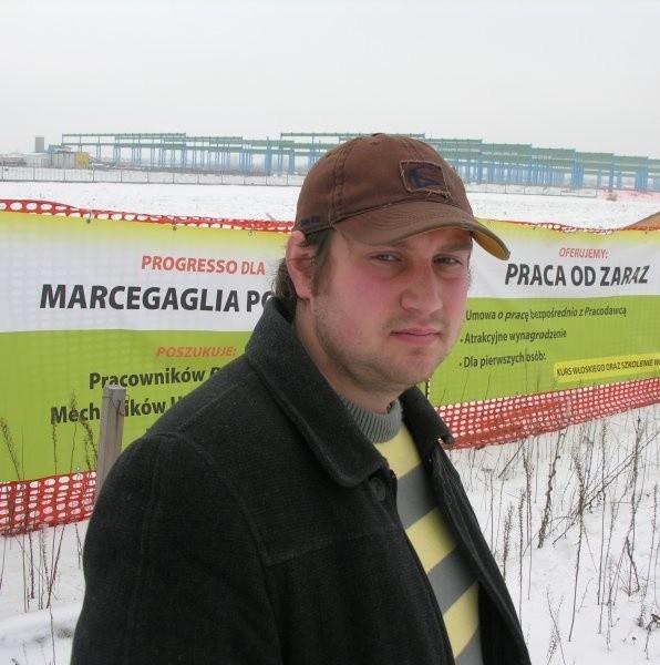 Dariusz Pobiarzyn: - Chodzi mi o pieniądze, ale i o zasadę. Tak ludzi traktować nie można.