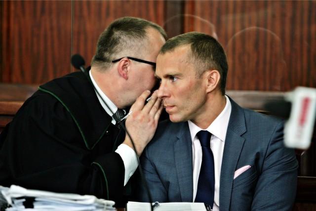 Były wiceprezydent Michał Janicki w sądzie