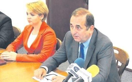 Prezydent Janusz Żmurkiewicz przedstawił wyniki głosowania nad pierwszym budżetem obywatelskim. W asyście Iwony Góreckiej-Sęczek, skarbnik miasta, obiecał, że przyszłoroczny budżet obywatelski będzie znacznie wyższy, niż obecny.