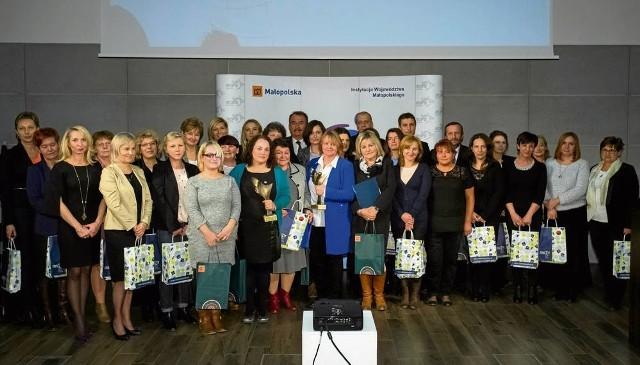 Najlepsi Pracownicy Socjalni w Małopolsce