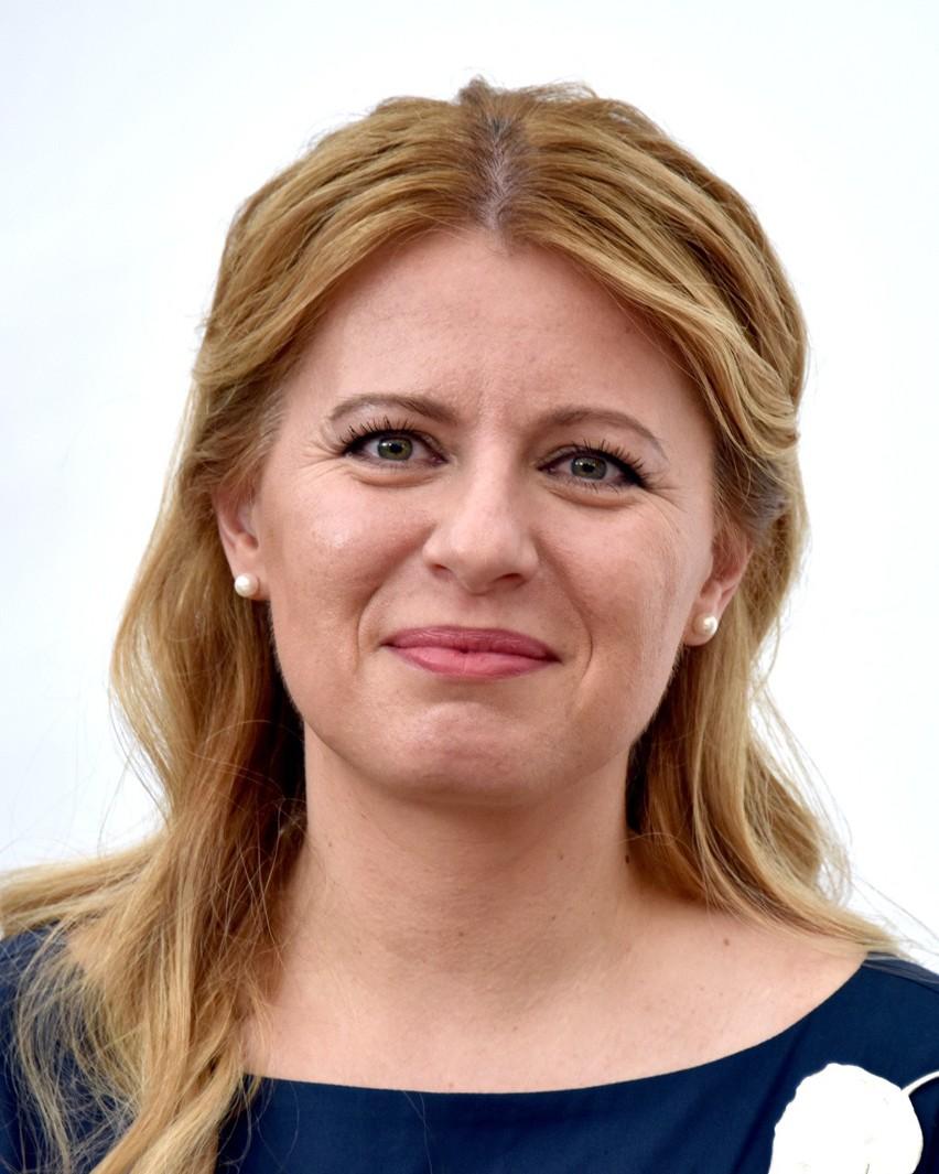 W marcu została pierwszą prezydentką w historii Słowacji -...