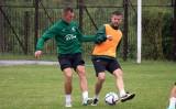 W Radomiaku trening zamiast gry wewnętrznej. Pojawił się nowy zawodnik (ZDJĘCIA)