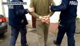 Nożownik groził, że się zabije, a po chwili rzucił się na policjanta