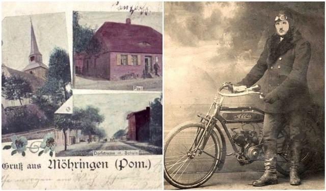 Mierzyn zasłynął w historii w XIX wieku.  W czasie wojen napoleońskich, 29 października 1806 r. w domu pastora w Mierzynie podpisano akt kapitulacji pruskiej twierdzy Szczecin, po czym wojska francuskie, dowodzone przez Lassalle'a weszły do miasta i zajęły je na okres 7 lat. W XIX wieku w wieś liczyła 724 osoby, a w 1939 r. 2 tysiące mieszkańców.Przed II wojną światową znajdowała się tu fabryka motocykli Alba.  Powstała w 1918 roku. Jej właścicielem był Albert Baruch. Produkcja obejmowała jednoślady, silniki motocyklowe i części zamienne. Jeden z pojazdów można oglądać w Muzeum Techniki i Komunikacji Zajezdnia Sztuki w Szczecinie.