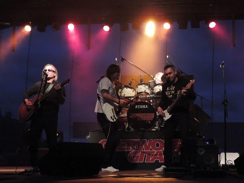Czerwone Gitary swym występem uświetniły Dni Strzelna