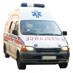 Szpital powiatowy w Oleśnie ma w tej chwili trzy zakontraktowane karetki pogotowia: jedną specjalistyczną (z lekarzem) i dwie podstawowe (z ratownikami). (fot. sxc)
