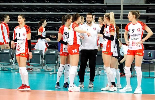 Trener Michal Masek może być dumny ze swoich podopiecznych