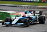 Robert Kubica szybszy od partnera z Williamsa na treningach. Piruety na Monzy przed Grand Prix Włoch