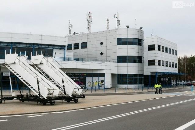 Lotnisko w Goleniowe