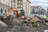 Kraków. Od 31 marca zmiany na Królewskiej - otwarcie dwóch skrzyżowań