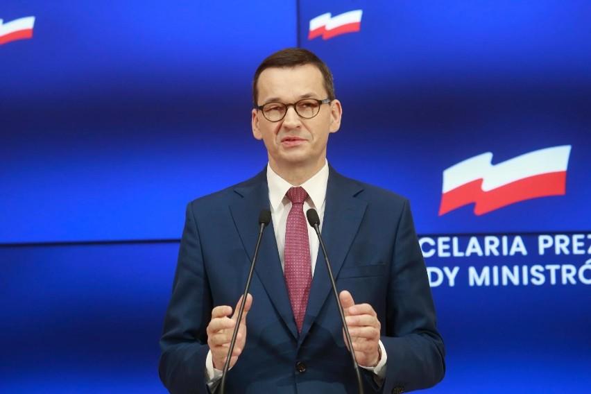 Morawiecki: Tak długo, jak będę premierem, Polska nie będzie...