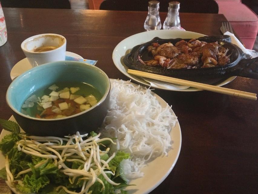 Kuchnia Orientalna Kiełki Fasoli Mung I Pędy Bambusa