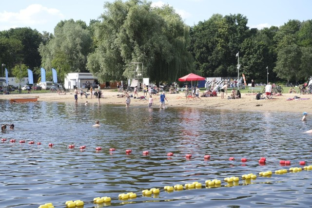Kąpielisko nad Rusałką zostało zamknięte 23 sierpnia z powodu sinic. Sanepid otworzył je ponownie 17 sierpnia
