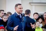 Prezydent Andrzej Duda na Dolnym Śląsku